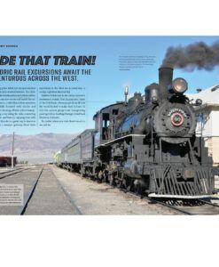 True West Magazine JulAug2021 Ride That Train