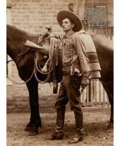 True West Magazine JulAug2021 Texas Ranger Frank Schmid