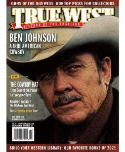 True West Magazine Nov2021 Ben Johnson